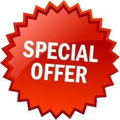 Plumbing Repairs Special Offer