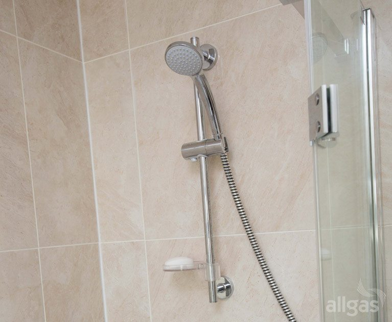 Contemporary bathroom installation malahide all gas for Bathroom design dublin