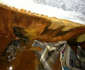Replace Your Old Attic Tank