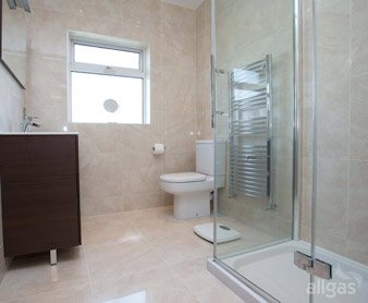 Contemporary Bathroom Installation Malahide