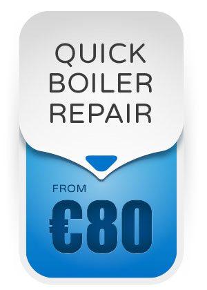 Quick Boiler Repair 80 Euro