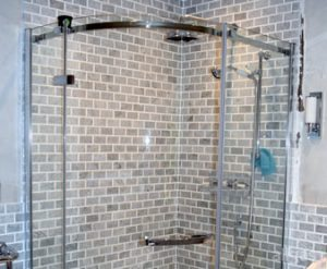 Victorian Bathroom Installation Howth